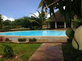 Hotel photo: Apple Mango Apartments