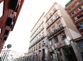 Hotel photo: Silver Madrid Apartments