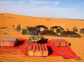 Hotel photo: desert heart camp