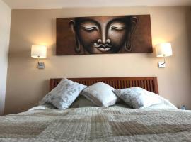Hotel photo: Modern ausgestattete Ferienwohnung mit Glasfaser
