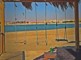 Hotel photo: Ras sudr kitesurfing beach front 2