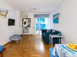 Hotel photo: Coastal Apartment Palaio Faliro