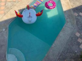 Hotel photo: Bonito departamento en la Condesa Acapulco