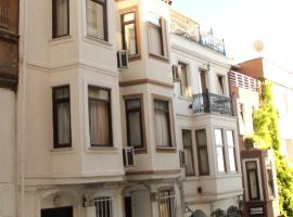 Hotel photo: Taksim Square Hot Residence