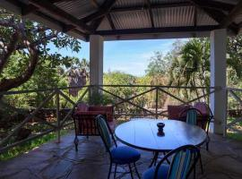 Фотографія готелю: Have an awesome time in Malindi by staying at the Sea View Cottage