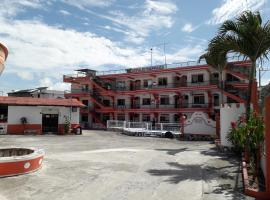 A picture of the hotel: HOSTAL EL TRIANGULO