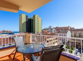 Hotel photo: Fuengimar Apartment 150M Beach, Sea View, Terrace