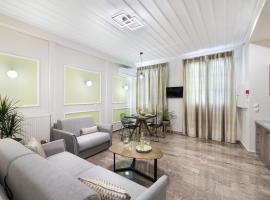 Hotel photo: Mavrogenous Luxury Apartments