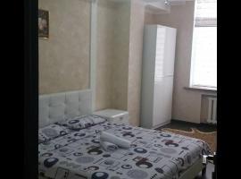ホテル写真: дом 77 улица Манасчы Сагынбая Апартаменты