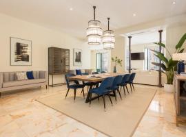 Hotel photo: Prado Musem- Retiro Park New spacious and cozy apartment