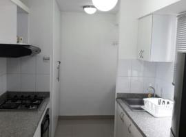 Hotel photo: A fully comfortable apartment quiet and fully equipped 01