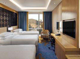 Ξενοδοχείο φωτογραφία: Sheraton MAkkah Jabal AL Kaaba hotel