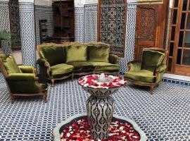 Hotel photo: Riad Meyssane Fès