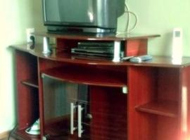 Фотографія готелю: The apartment is fully furnished, quiet and warm