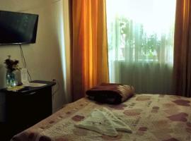Hotel near Toktogul