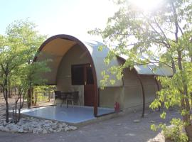 Hotel photo: Mopane Village Lodge