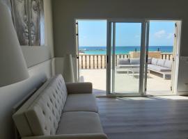 รูปภาพของโรงแรม: Hs4U Luxury Penthouse Ca Rotcinha apt