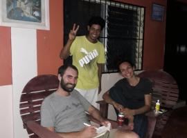 Hotel photo: La Ceiba Hostel & hotel