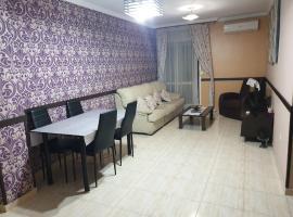 酒店照片: Piso de 3 habitaciones a pocos metros de la playa