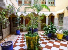 Hotel photo: Hôtel Faouzi