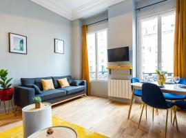 Hotel photo: CMG Saint Antoine // Bastille 1DG
