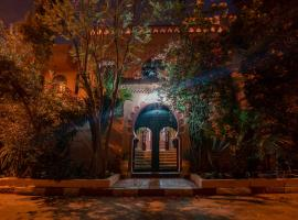 รูปภาพของโรงแรม: Riad Les 1000 Fleurs - 5 suites