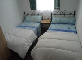 Hotel Foto: SMALL ROOM TO SLEEP 2 PEOPLE IN SHARED APARTMENT. TYPICAL AND QUIET DISTRICT