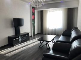 Фотография гостиницы: 3 комнатные апартаменты (Ибраимова 115/1)
