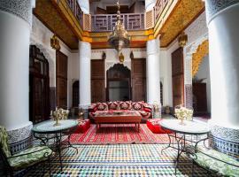 Hotel photo: Ryad Zahrat Fes