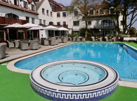 Hotel near Гернси