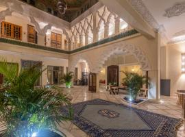 Hotel photo: Palais Dar Si Aissa ALL-SUITES