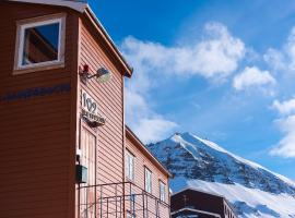 Hotel near Svalbard and Jan Mayen