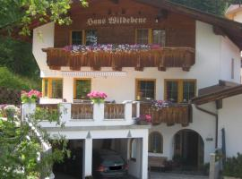 Hotel photo: Haus Wildebene
