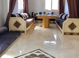 Hotel photo: luxueux appartement ensoleillé à KASSAM