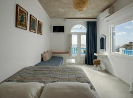 מלון צילום: Vallas Apartments & Villas