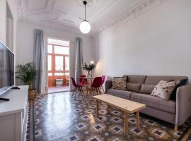 Hotel photo: MODERNIST AND ELEGANT APARTMENT IN BCN CITY CENTER