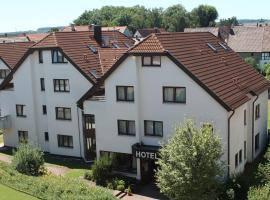Hotel photo: Hotel Flora Möhringen