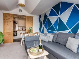 酒店照片: Stylish Central Newcastle Apartment