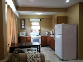 Hotel photo: Comfortable two bedroom apartment in a quiet place