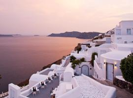 Hotel photo: Canaves Oia Boutique Hotel
