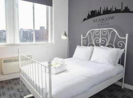 Фотография гостиницы: Bright & Comfortable Apt. in Merchant City
