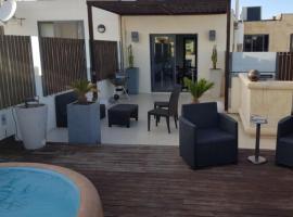 Hotel photo: luxurios finished duplex penthouse