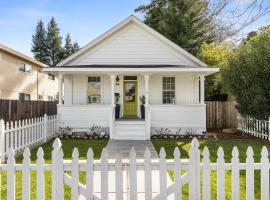 Hotel photo: 458 Coombs St Cottage