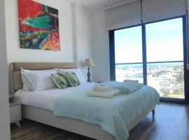 Hotel photo: BNT Luxury Terrace Flat 53