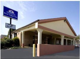 Hotel Photo: Americas Best Value Inn Huntsville