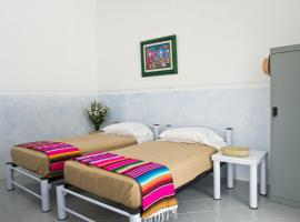 Hotel near Mexico City