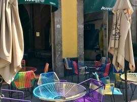 Фотографія готелю: Mexiqui Zocalo