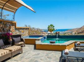 מלון צילום: Ocean view Villa, short walk to Cabo: Villa Haydee