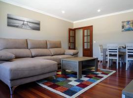 Hotel photo: Apartamento en Cee con vistas al mar