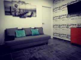 A picture of the hotel: APARTAMENTOS MY PEOPLE CENTRO